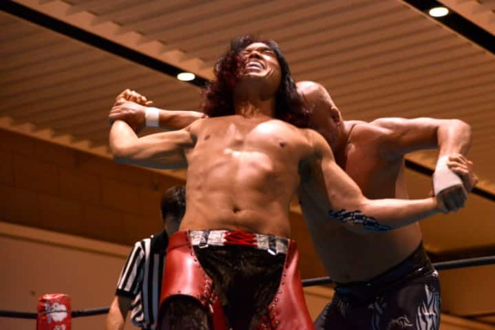 "Dradition:""The Revenge Tour"" El regreso de Canek a Japón 7"