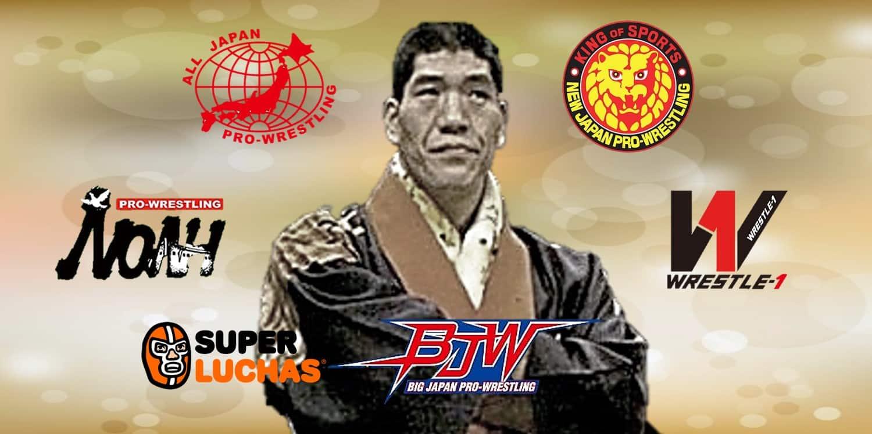 Furasshu nyūsu #9: Breves de la Lucha Libre Japonesa 3