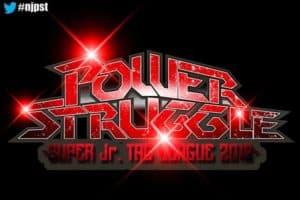 """NJPW: Cartel completo para """"Power Struggle 2018"""" 9"""