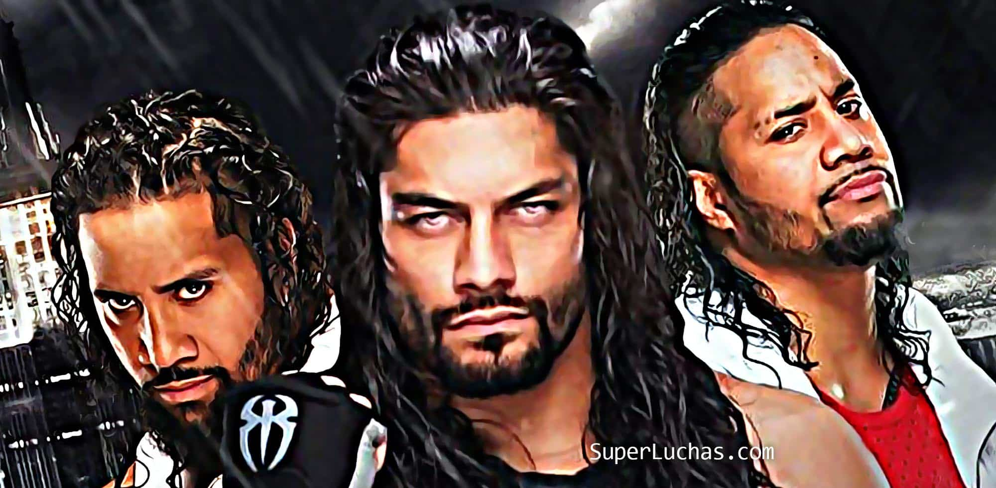 The Usos y Roman Reigns