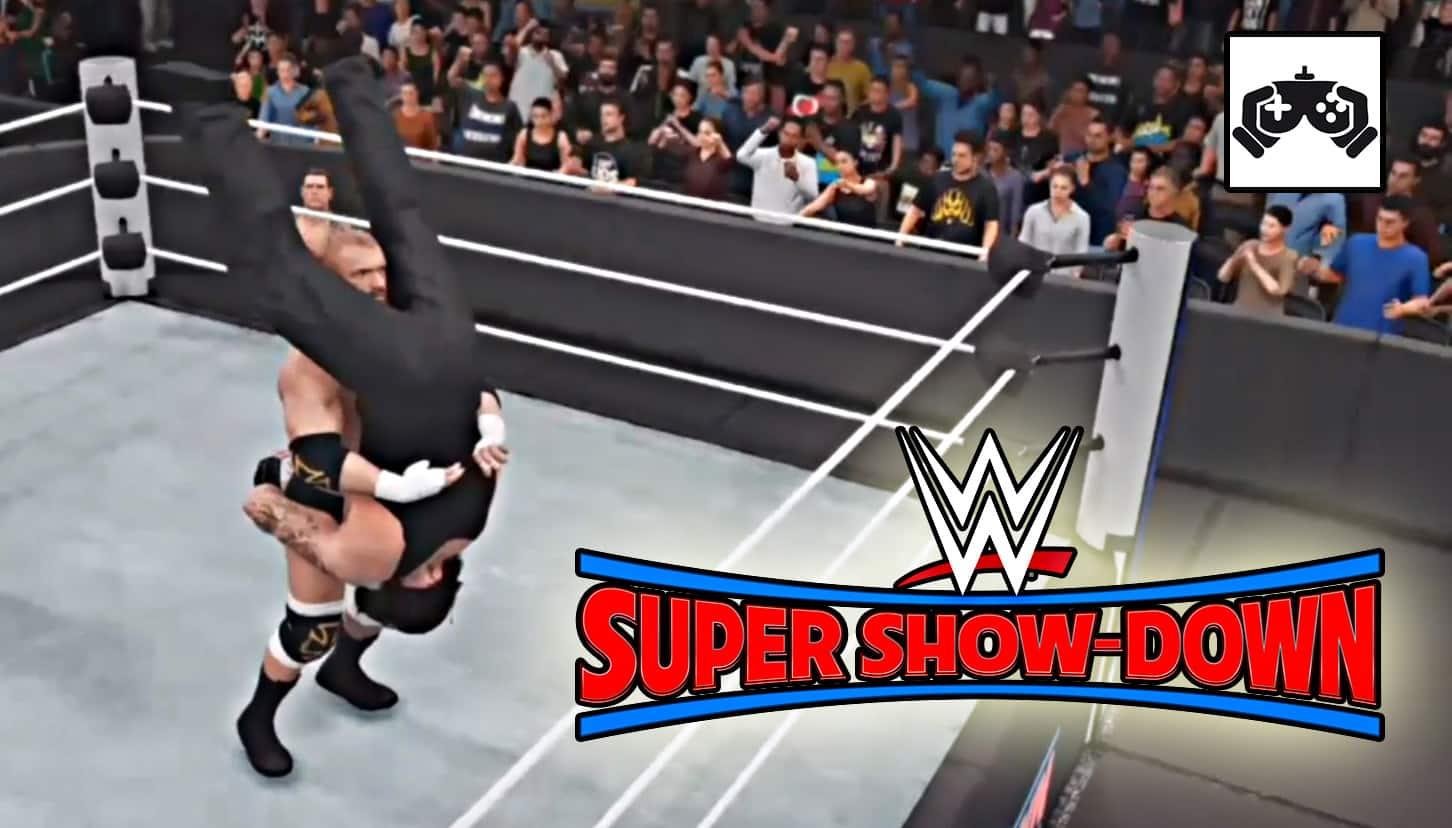 Súper Simulaciones: ¡Así sería Super Show-Down! 1