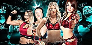 Semifinales Mae Young Classic 2018