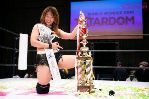 """Stardom:""""True Fight 2018"""" Kagetsu y Watanabe defienden sus títulos 19"""