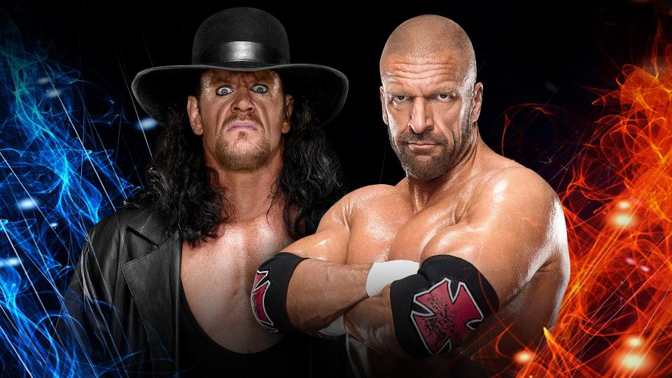 Resultados WWE Super Show-Down (06-oct-18) — Undertaker vs. Triple H 116