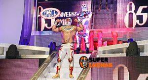 CMLL: Templario es el retador para Campeonato Rey del Inframundo 30