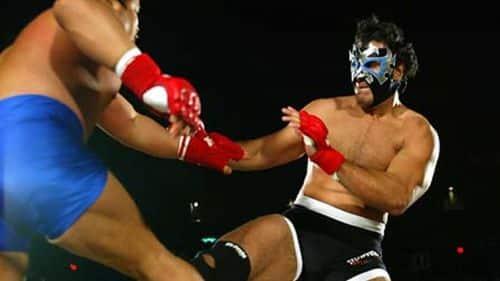 Alberto del Río anunció su regreso a las MMA 4