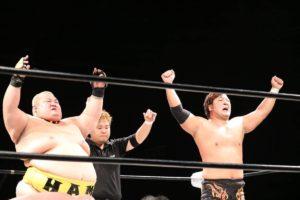 """BJW:""""Saikyou Tag League 2018"""" Definidos los finalistas 14"""