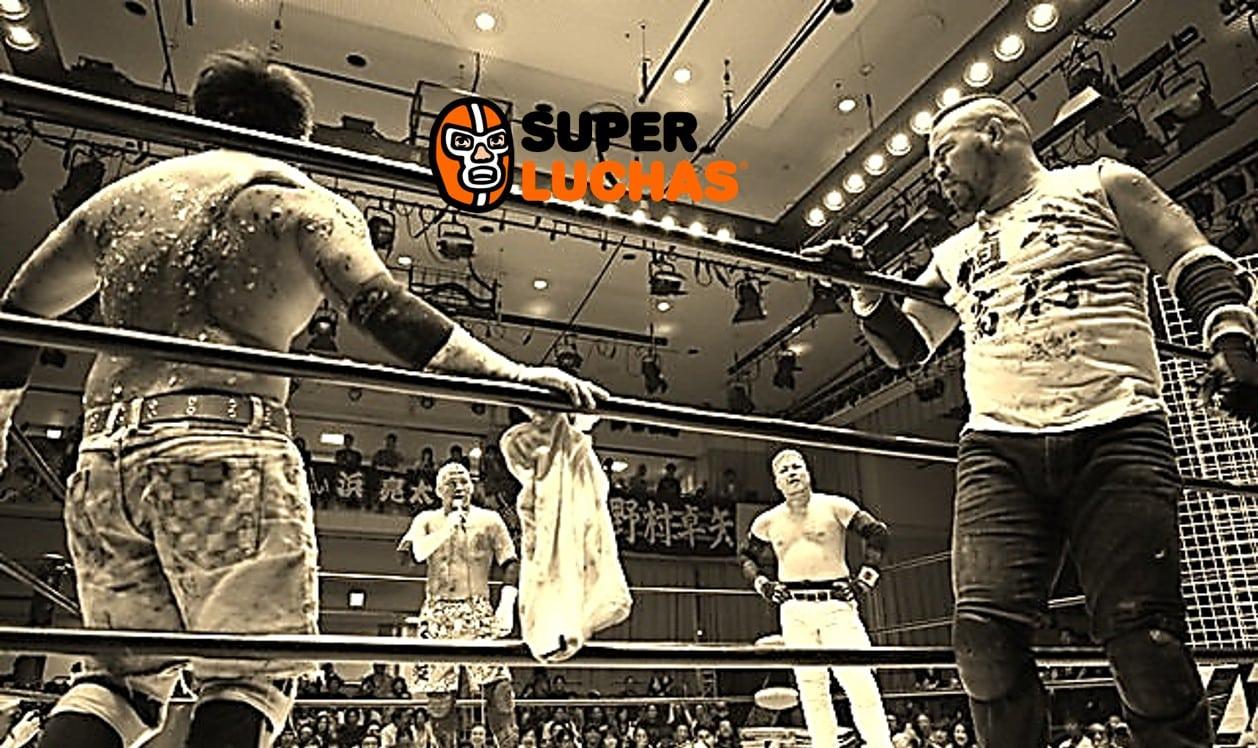 """BJW:""""Saikyou Tag League 2018"""" Takeda y Tsukamoto remontan posiciones 1"""