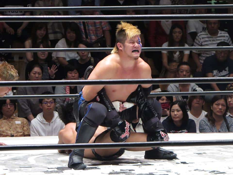 """BJW:""""Saikyou Tag League 2018"""" Takeda y Tsukamoto remontan posiciones 4"""