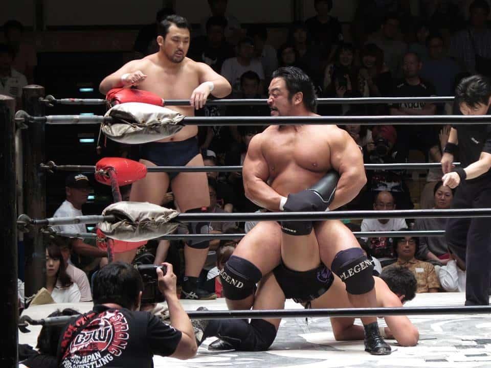 """BJW:""""Saikyou Tag League 2018"""" Takeda y Tsukamoto remontan posiciones 5"""