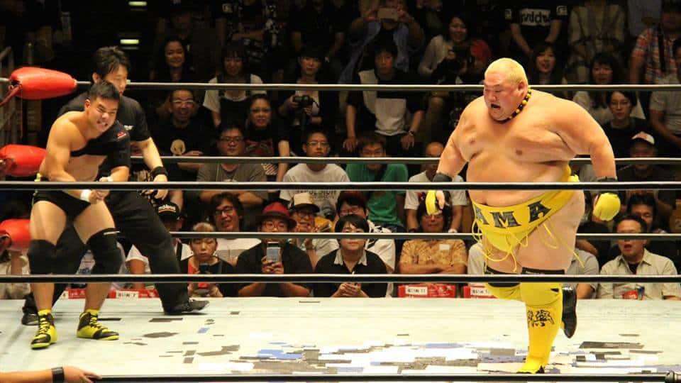 """BJW:""""Death Market 46"""" Hama y Nakanoue mantienen el liderato 3"""