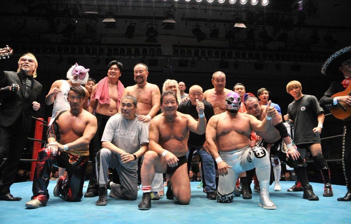 "Dradition:""The Revenge Tour"" El regreso de Canek a Japón 1"
