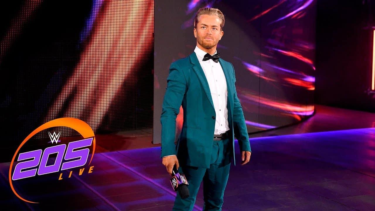 Razón por la que Drake Maverick impresionó a la directiva de WWE 1