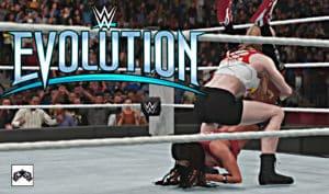 Súper Simulaciones: ¡Así sería WWE Evolution! 18