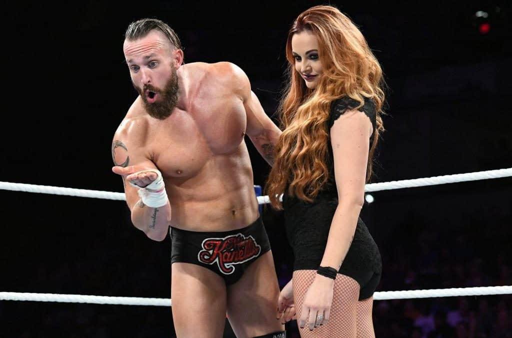 Mike Kanellis solicitó su liberación de WWE