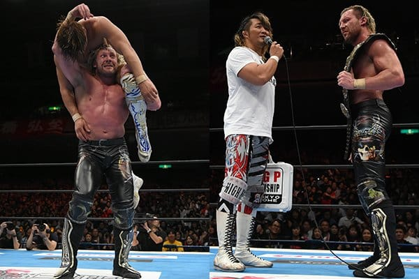 """NJPW:""""King of Pro Wrestling"""" Omega y Tanahashi triunfan, KUSHIDA se corona 1"""