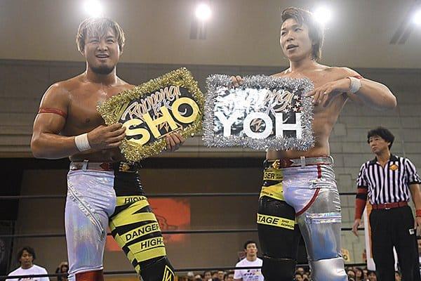 """NJPW:""""Super Jr. Tag League 2018"""" Día 4 Mexicanos vuelven a caer 1"""
