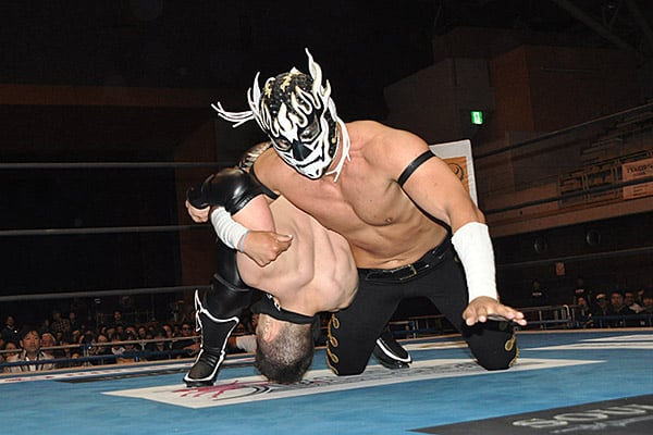"NJPW:""Super Jr. Tag League 2018"" Días 6 y 7 LIJ a la cabeza 3"