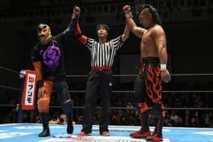 """NJPW:""""Super Jr. Tag League 2018"""" Días 6 y 7 LIJ a la cabeza 2"""