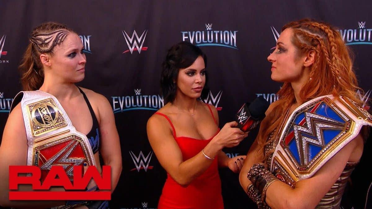 ¿Será abucheada Ronda Rousey en Survivor Series? 1