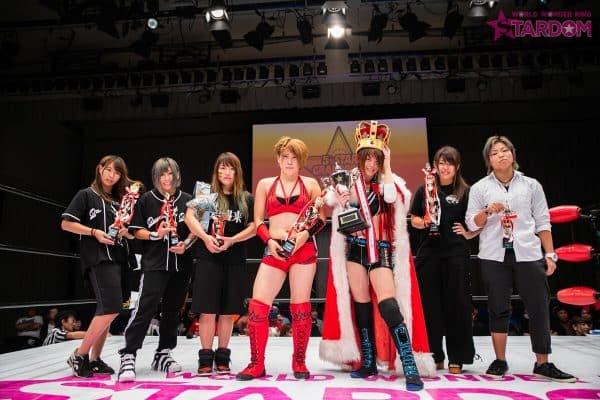 "Stardom:""5*Star GP 2018"" Mayu Iwatani es la vencedora 1"