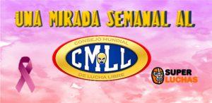 CMLL: Una mirada semanal al CMLL (Del 11 al 17 octubre de 2018) 34