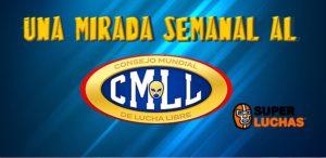 CMLL: Una mirada semanal al CMLL (Del 18 al 24 octubre de 2018) 4