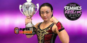 """wXw:""""Femmes Fatales 2018"""" Meiko Satomura es la ganadora 3"""