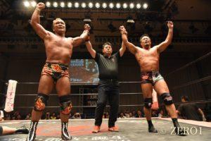 Zero1: Masato Tanaka celebra 25 años de carrera profesional 35