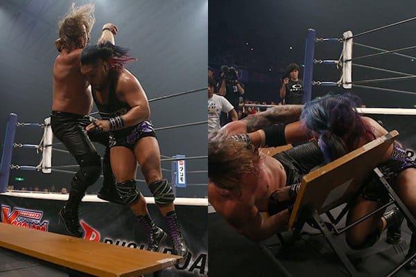 "NJPW:""Power Struggle 2018"" Jericho retiene, nuevos retos para WK 10"