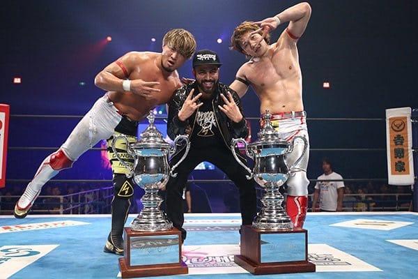 "NJPW:""Power Struggle 2018"" Jericho retiene, nuevos retos para WK 6"