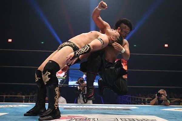 "NJPW:""Power Struggle 2018"" Jericho retiene, nuevos retos para WK 7"