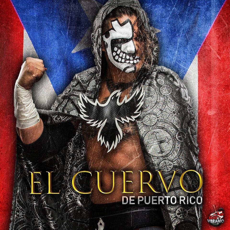 VIDEO: El Cuervo de Puerto Rico desatando lo extremo en México 1