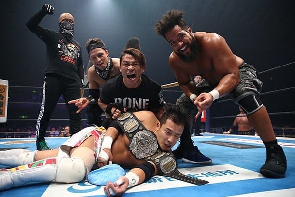 "NJPW:""Power Struggle 2018"" Jericho retiene, nuevos retos para WK 3"
