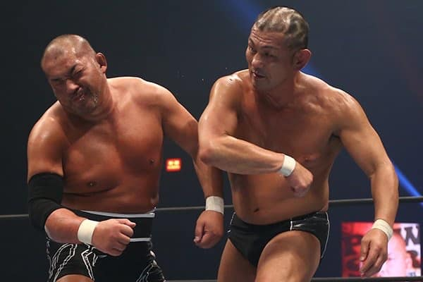 "NJPW:""Power Struggle 2018"" Jericho retiene, nuevos retos para WK 8"