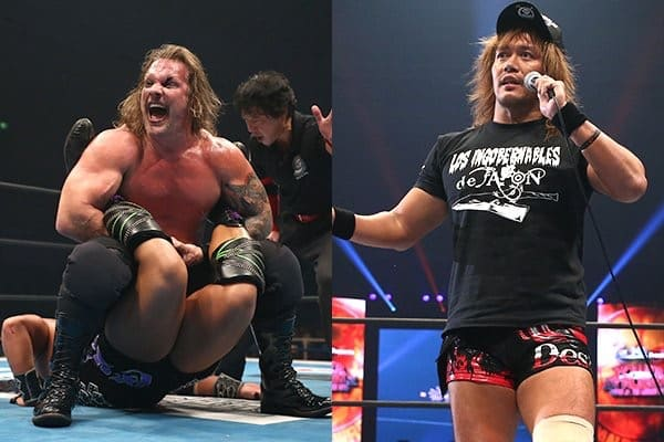 "NJPW:""Power Struggle 2018"" Jericho retiene, nuevos retos para WK 1"