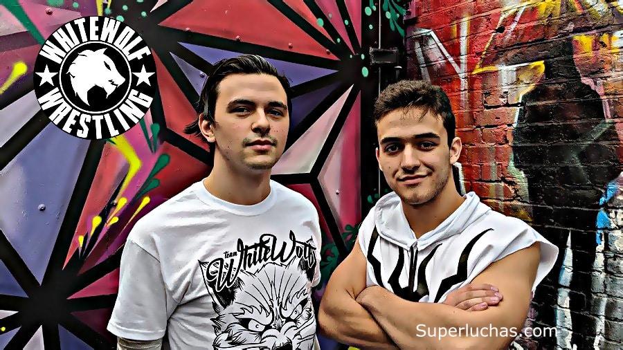 Team Whitewolf, los nuevos embajadores de la lucha libre española 2