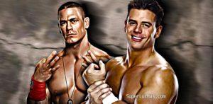 Alex Riley John Cena