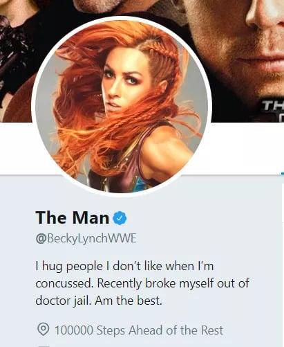 Becky Lynch explica por qué abrazó a Charlotte Flair 1