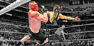 Daniel Bryan vs Brock Lesnar