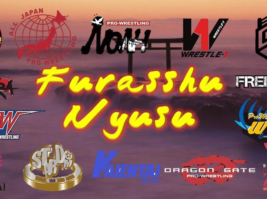 Furasshu nyūsu #9: Breves de la Lucha Libre Japonesa 2