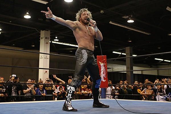 """NJPW:""""Lion's Break: Project 1"""" Probando a los nuevos talentos 1"""
