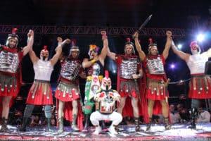 """AAA: """"Lucha Legendaria"""" La venganza de Mascarita Sagrada 3"""