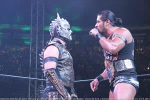 AAA: Gira de Conquista en Orizaba, Drago en pos de Hijo del Fantasma 2