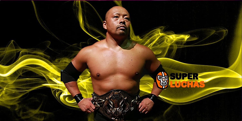 """Michinoku Pro: """"Sendai 2 Days"""" Taro Nohashi retiene su título 38"""