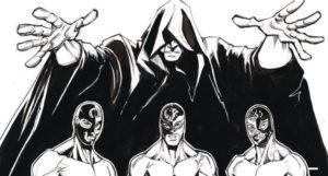 Del Ring a la Historieta: La Nueva Generación Dinamita 15