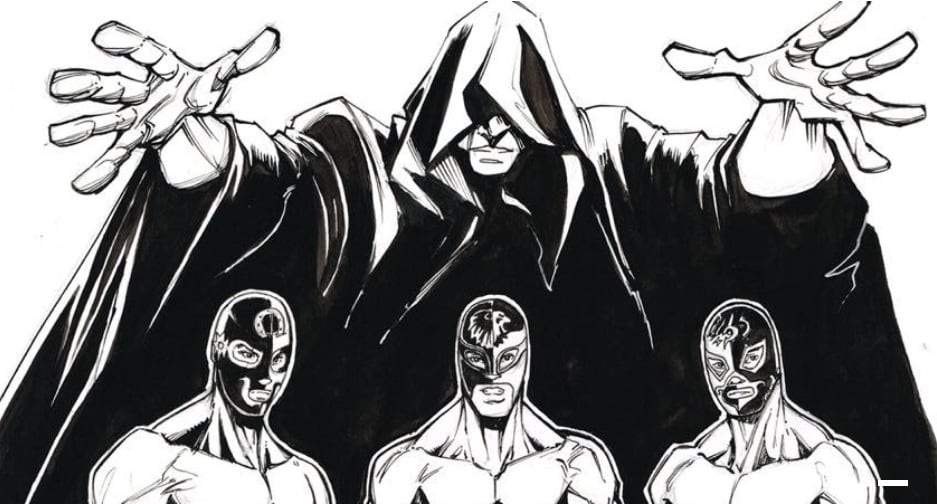 From the Ring to the Cartoon: The New Generation Dynamite 11