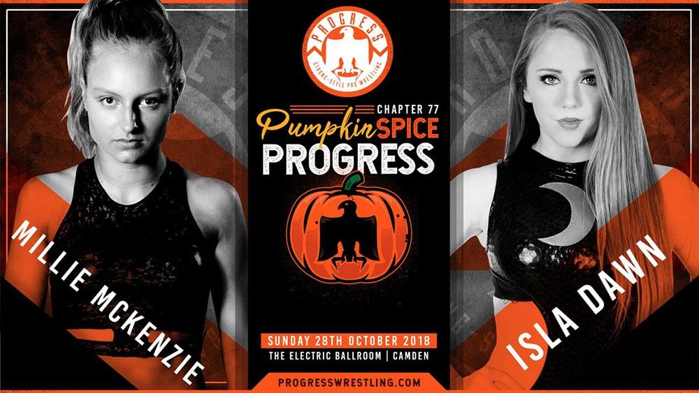 PROGRESS Chapter 77: Pumpkin Spice Progress - Resultados y análisis 1