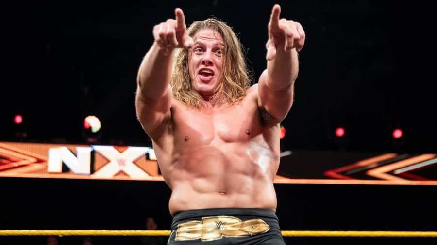 Matt Riddle Matt Riddle se despedirá de NXT