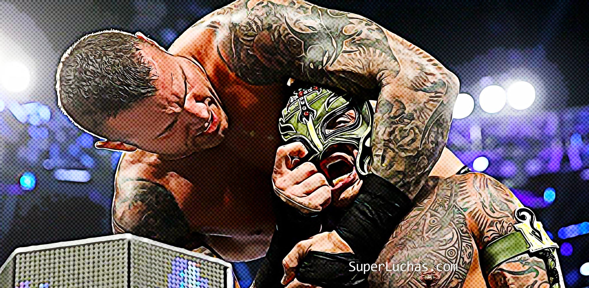 Randy Orton vs Rey Mysterio